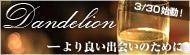 Dande Lion TANPOPOプロデュース【新】婚活倶楽部